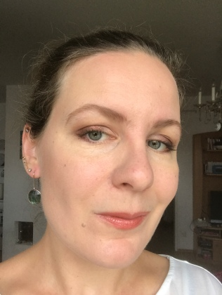Alltags Make Up mit der Urban Decay Naked Heat