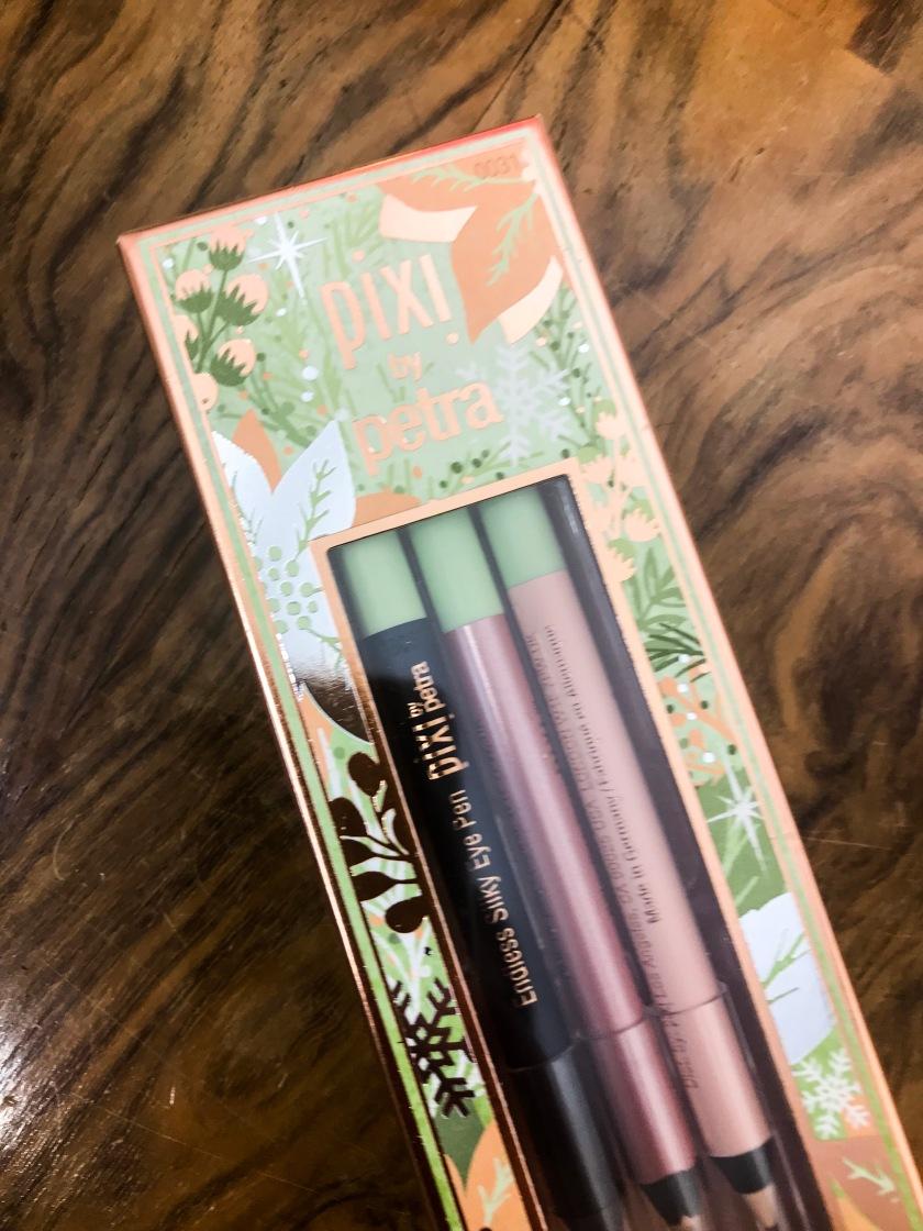 Pixi by Petra Silky Eye Pen Set mit OpalOvercoat