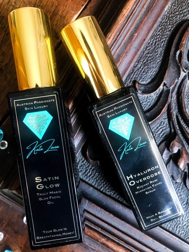 Austrian Passionnate Skin Luxury / Katalinea Cosmetics / Satin Glow / Hyaluron Overdose