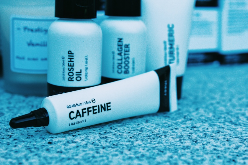 The Inkey List Caffeine Serum