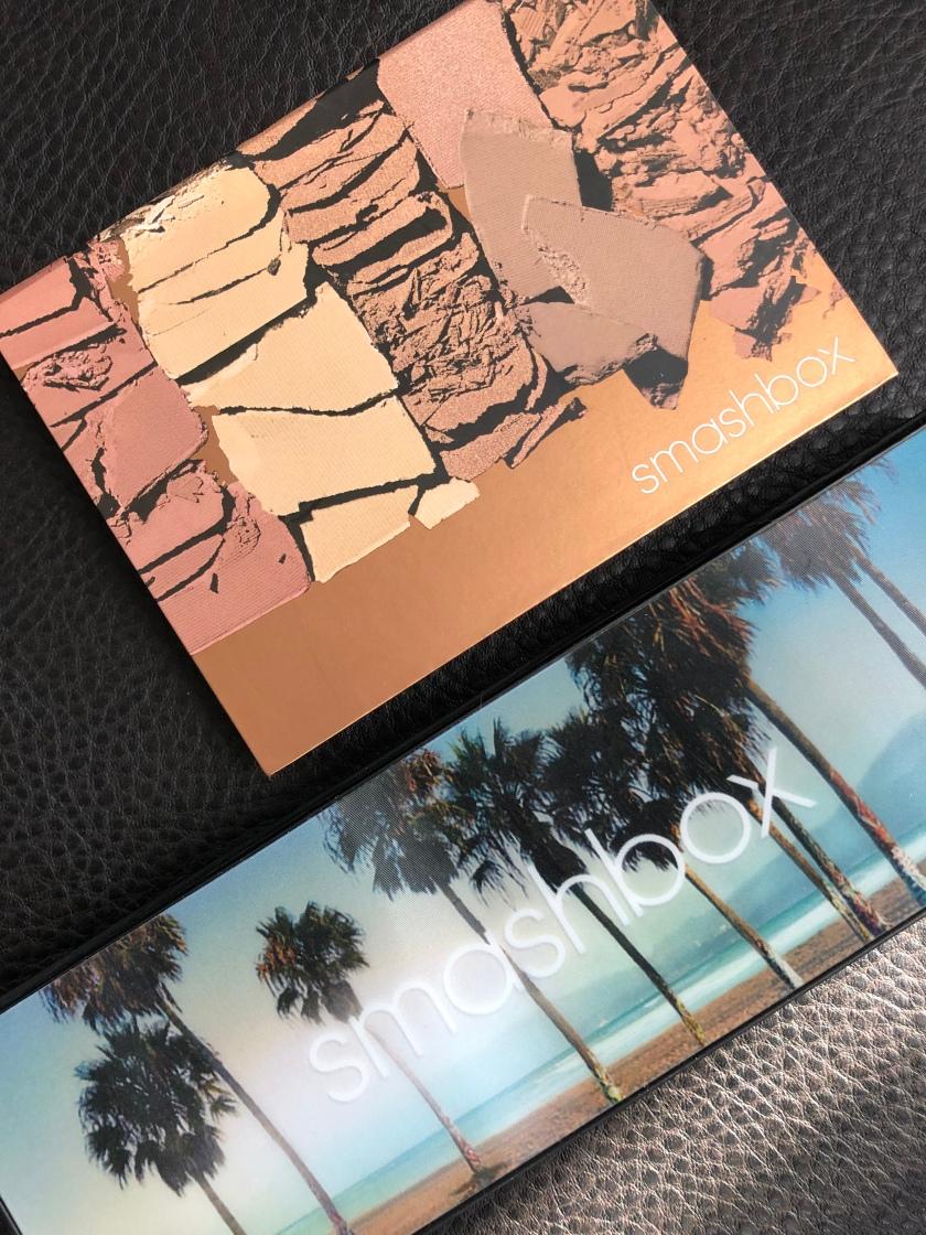 Smashbox L.A. Cover Shot Eye Palette/ The Cali Contour Palette