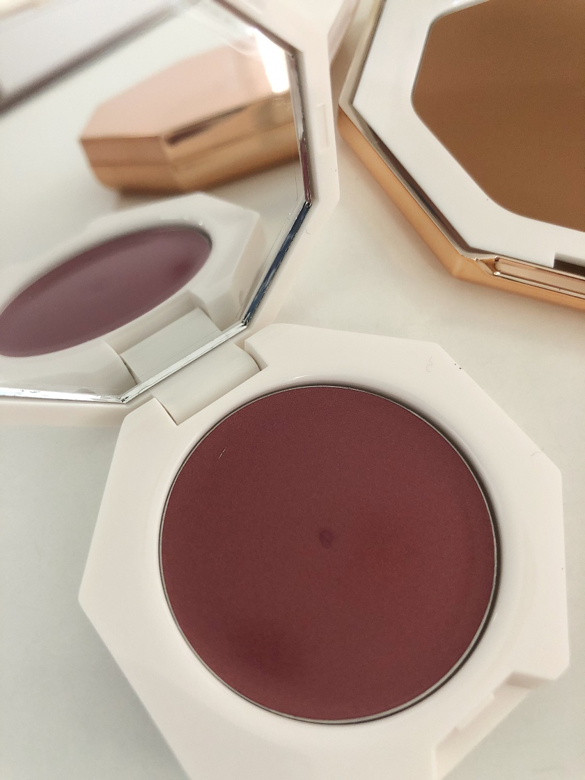 Fenty Cheeks Out Freestyle Cream Blush in Cool Berry
