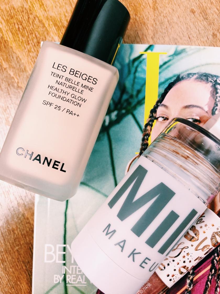 Milk Cream Bronzer/ Chanel Les Beiges