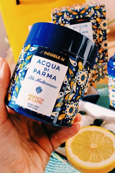Acqua di Parma Arancia di Capri Peeling