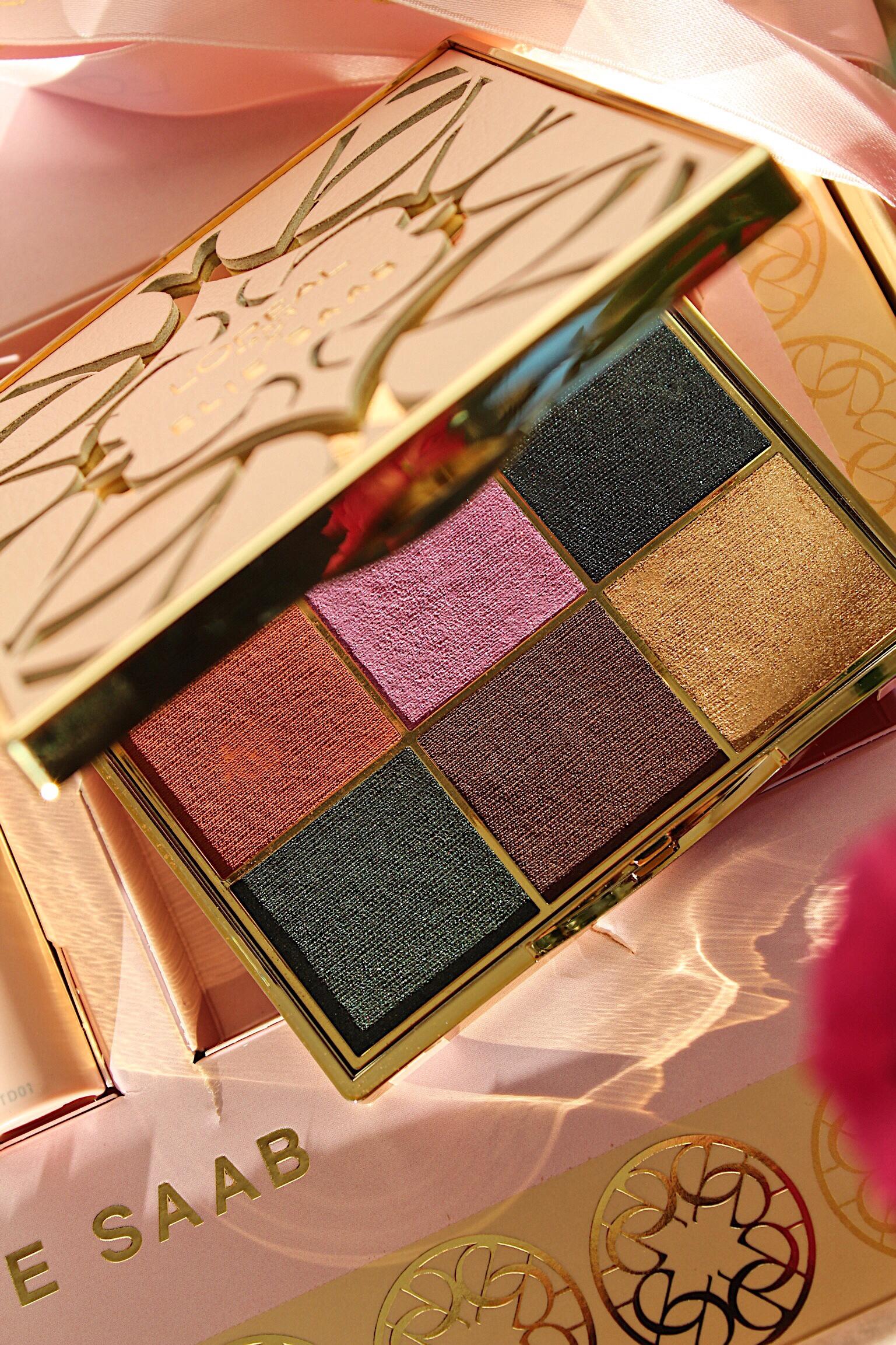 Elie Saab x L'Oréal Eyeshadow Palette