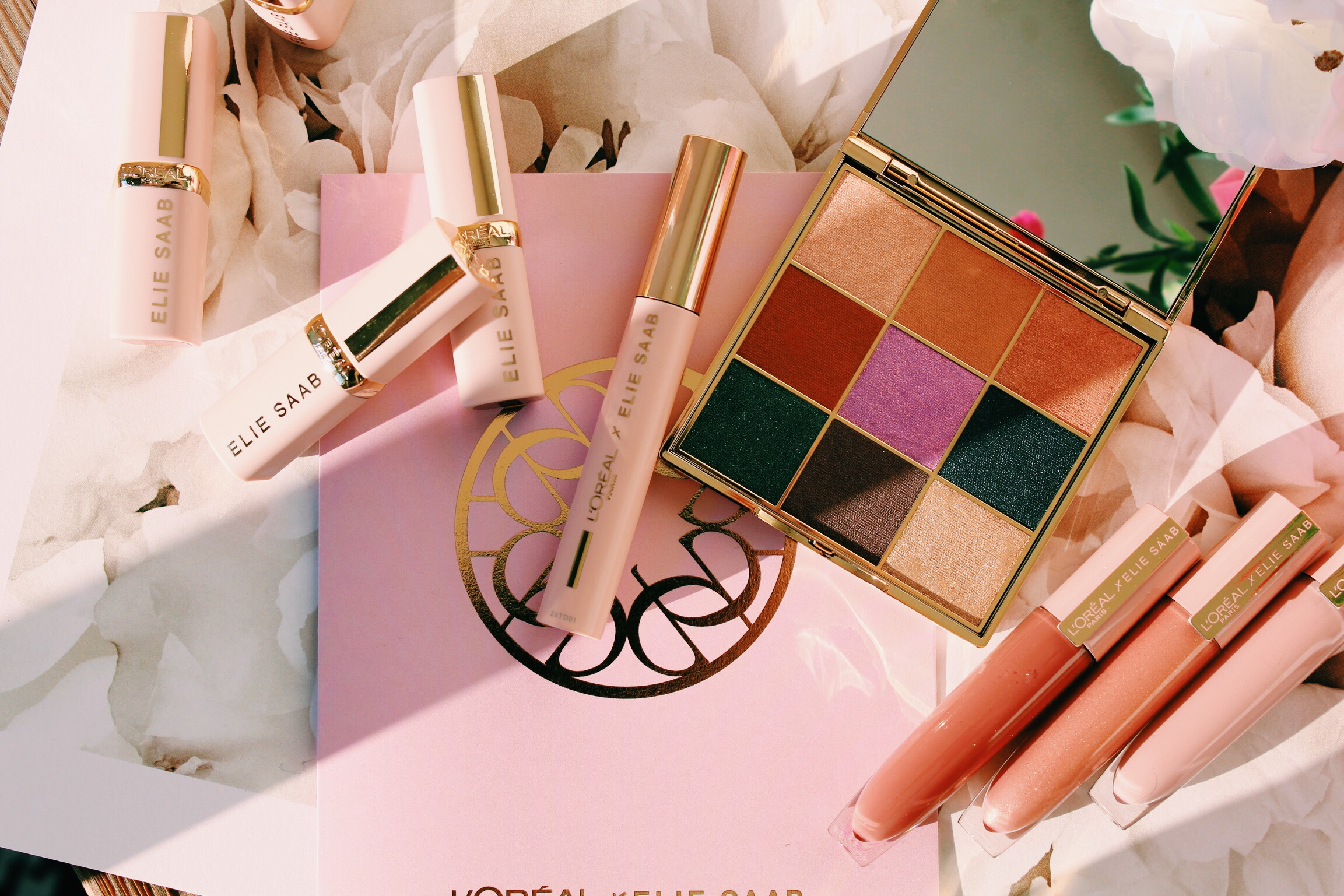 Luxuriöse Kollektion von L'Oréal x Elie Saab