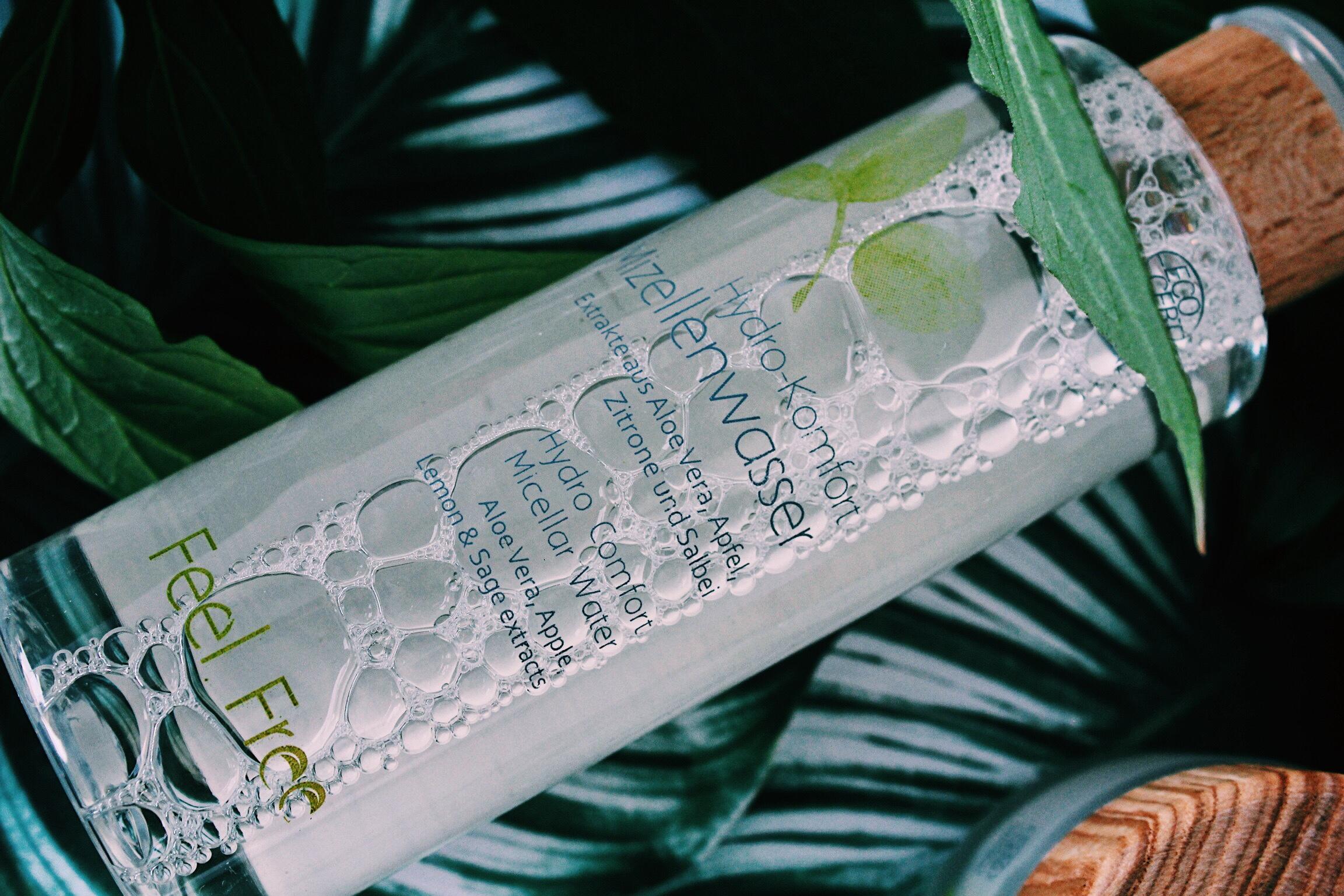 Feel Free Hydro-Komfort Mizellenwasser