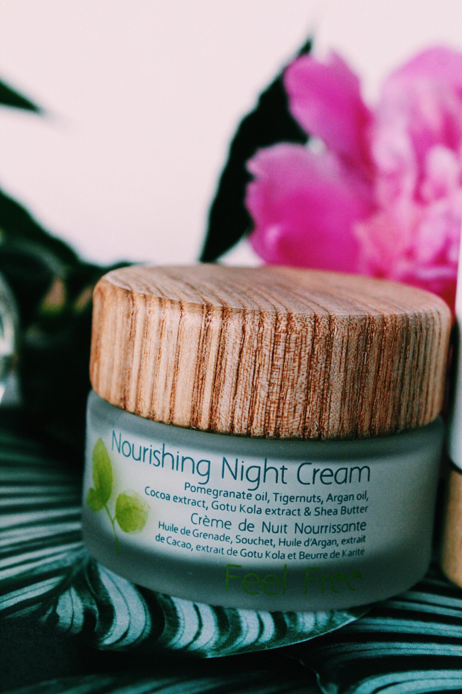 Feel Free Nourishing Night Cream