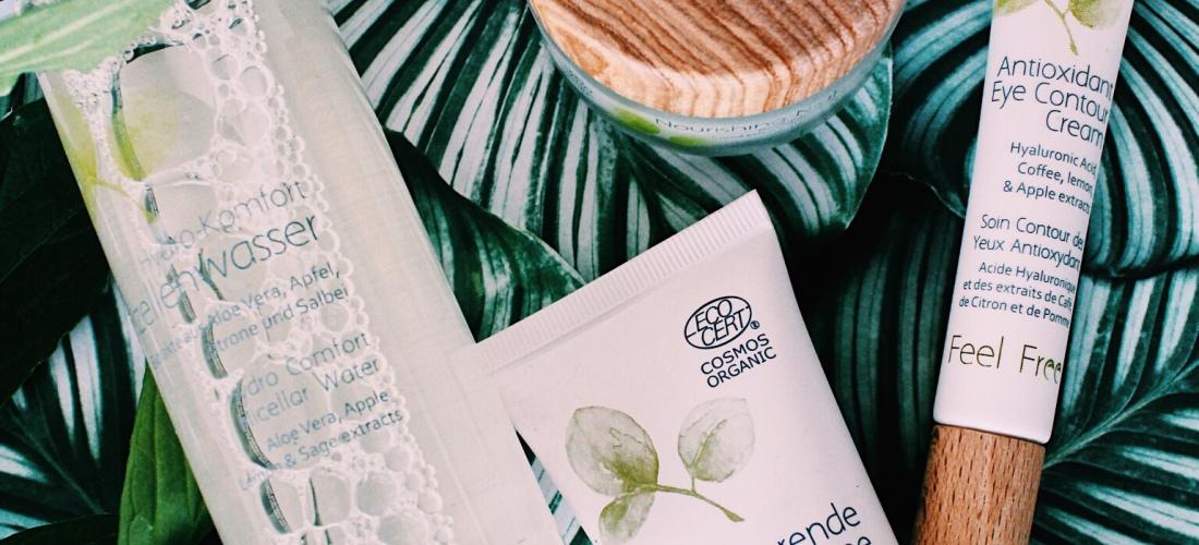 Feel Free: Eco Cert zertifizierte Naturkosmetik